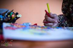 Illustration in process (Rabisco do Design) Tags: illustration desenhos draw pen posca copic drawing draws aquarelle aquarela muicolores poesia poet ilustraes markers marker marcador canetas doodle tattoodraw tattoo fashion love estampa moda drawig peinture escher poemacaipira roses sublimao work beautiful burttefly asas sketch jurossi colorblind