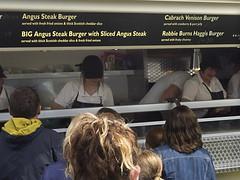 menu (davidnofish) Tags: show uk food scotland aberdeenshire beef scottish olympus agricultural banchory em1 1240mm