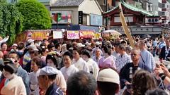 大行列 Daigyōretsu (ɑlɑstɑr ó clɑonɑ́ın) Tags: festival japan tokyo 日本 nippon asakusa matsuri japon sanjamatsuri japón 三社祭 観光 daigyoretsu japan2015 大行列