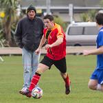 Stop Out v Petone FC 1
