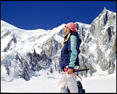 dankuff-el-flat-asw (Allari) Tags: mountain snow alps ice rock glacier climbing neve alpinismo roccia alpi montagna montblanc montebianco ghiaccio alpinism ghiacciaio alpinista montmaudit kuffner