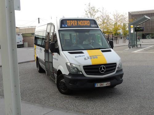 DSCN7668 De Lijn, Mechelen 5850 1-GNI-458