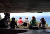 Bunker view from Diamond Head (limecow96) Tags: hawaii diamondhead lanikai beach waikiki honolulu oahu hanaumabay pearlharbor