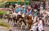 Norco Cowgirls (Thad Zajdowicz) Tags: roseparade pasadena california zajdowicz festive color street urban city canon eos dslr digital availablelight lightroom 2017 people outdoor outside norcocowgirls women girls