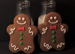 Gingerbread Men (catherine4077) Tags: gingerbreadmen christmas december 2016 sweets cookies decorated