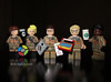 Lego Ghostbusters Vintage Game Night (Socal Photography) Tags: lego minifig vintage games nintendo holtzman simon starbucks guiness speak spell speakandspell