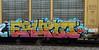 P1040888 (Joey Life) Tags: erupto erupto327 a2m freight graffiti autorack