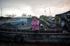 Cai Rang floating market (Sitoo) Tags: mekong boat boats cairang cantho delta floating floatingmarket market mekongdelta river vietnam