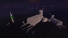 NCS Piama in-game test (Sastrei87) Tags: lego homeworld brickspace