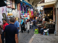 The souk, Tunis.