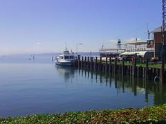 Schiff in Stegen (christophrohde) Tags: schiff stegen ammersee bayern bavaria