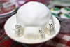 dessert... (ggcphoto) Tags: igloo snow men family cake icing dessert food sweet freshness christmasdessert