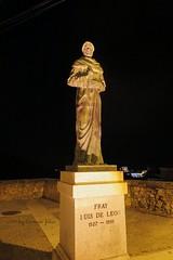 Monumento a Fray Luis de León-Cuenca.Spain. (lameato feliz) Tags: cuenca monumento frayluisdeleón