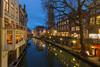 Magazijn de Vlijt - Utrecht (Wim Boon (wimzilver)) Tags: utrecht wimboon nederland bluehour wimzilver canon le canonef1635mmf4lisusm canoneos5dmarkiii magazijndevlijt