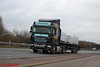 DAF XF 105 'Pitchers Transport' reg NX11 GBY (erfmike51) Tags: dafxf105 truck artic flatbedtrailer lorry pitcherstransport