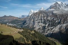 Bryndli (Kittenmittons23) Tags: switzerland swiss alps alpine village gimmelwald bryndli lauterbrunnen mountain summit peak bernese oberland
