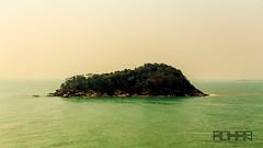 Madlingad Island (Rohan2021) Tags: india island arabian sea canon 6d 50mm 12l landscape karwar karnataka uttara kannada