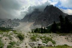 Clouds in the Dolomites (annalisabianchetti) Tags: mountains montagne alps dolomites dolomiti italy veneto paesaggio landscapes pelmo clouds nuvole