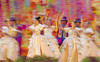 Dancing Colours (wu di 3) Tags: sinulog cebu philippines stonino babyjesus celebrate parade culture catholic religion asia