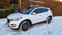 Hyundai Tucson 2017 (Combat-Camera-Europe) Tags: hyundai tucson hyundaitucson awd 4x4 allrad suv tucson20 hyundaitucson204wd diesel hmmc