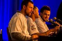 Cubs Convention 2017 (The World Famous Andrew of the Jungle) Tags: chicago illinois winter january 2017 cubs convention sheraton hotel baseball mlb world series champions jim deshaies addison russell ben zobrist kris bryant anthony rizzo all star infield