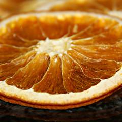 15/365. Orange burst (janano2010) Tags: triangle orange vitamin c dried circle circular