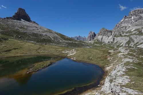 Laghi dei Piani and Torre di Toblin