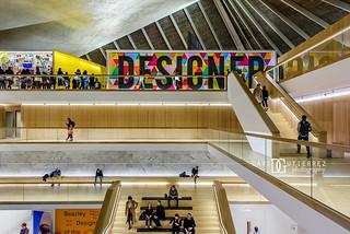 The Design Museum, London, UK
