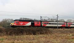Trainspotting - Explored (R.K.C. Photography) Tags: virgintrains eastcoast hst diesel train ely cambridgeshire england unitedkingdom uk canoneos100d 43290 trainspotting