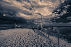 Passing Summer Storm (Bliss Images) Tags: monavale storm infrared