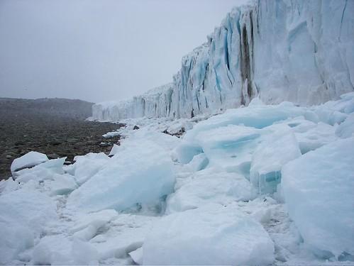 Bonney Overnight: Hughes Glacier