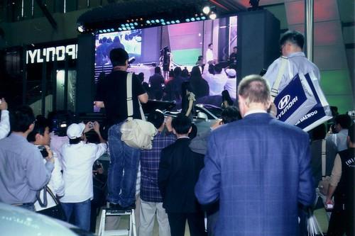 Busan Motor Show 2003 Hyundai