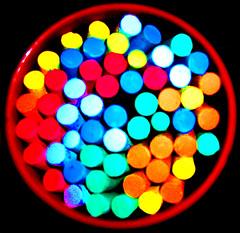 chalk 1 (Harmie Jay) Tags: circle square chalk bucket present valentines