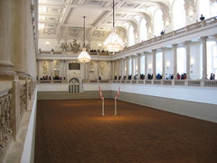 Spanish Riding School in Vienna