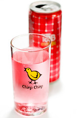 Chick energy drink (Heather Leah Kennedy) Tags: pink food energy drink girly chick caffeine energydrink tab tabenergy