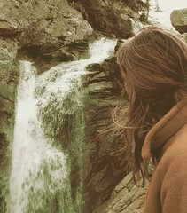 Ikaria 120 (isl_gr (Mnesterophonia)) Tags: winter waterfall hiking grunge beautyconcealed ikaria icaria  aegean canyon greece hiker cascade photoshoped watermill prettygirl hikingtrails hikingikaria  waterdreams katarraktis    myrsonas