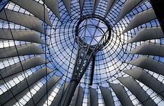 dome (goandgo) Tags: blue summer sky urban berlin buildings germany empty structures dome iconography goandgo