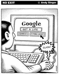 オンライン 4コママンガ画像、Googleの有料リンク