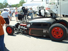 Rat Rod (bigfuzzyjesus) Tags: car hotrod streetrod ratrod backtothe50s