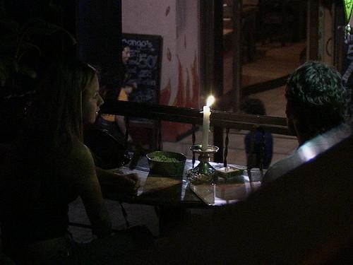 Romantic dinner by quinn.anya.