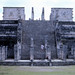 can8602_03, Temple of the Warriors, Chichen Itza, Maya Ruins, Yucatan Peninsula,