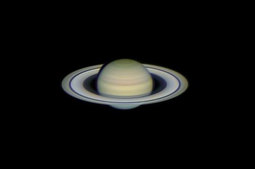 Saturno, el Universo