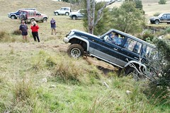 yup, did it... (Click Attack) Tags: newzealand 4wd fundraising offroading daytrip streamcrossing ramarama mar2006 3rdanualramaramasafari manukau4wheeldriveclub