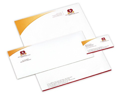 letterhead system by picatar.