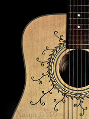 a guitar luv (xaiya) Tags: music guitar strings musicinstrument xaiya