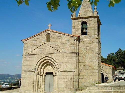 Igreja de Tarouquela - Cinfães par Portuguese_eyes
