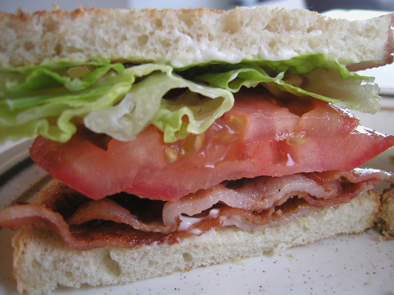 BLT Cross-Section
