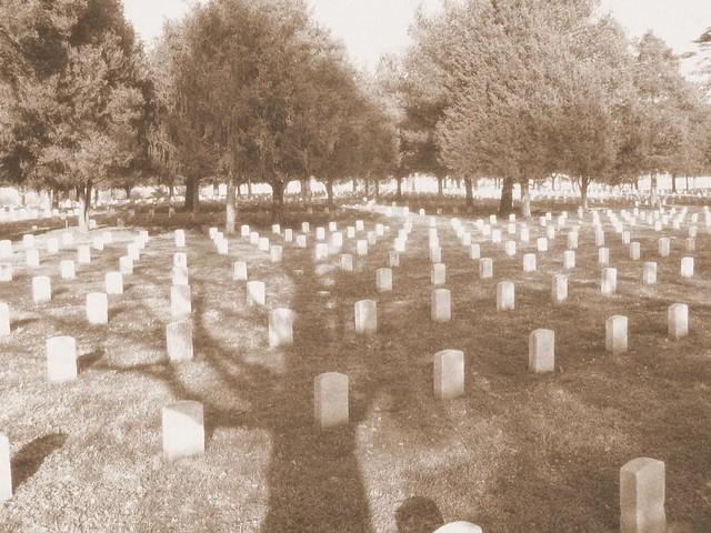 Union Cemetary - Stones River Battlefield
