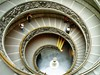 Staircase or shell? (cherrybiter) Tags: italy vatican rome museum spiral momo double staircase helix giuseppi