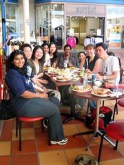 Lunch at Bateman's Bay (Princess_Fi) Tags: mogo maluabay